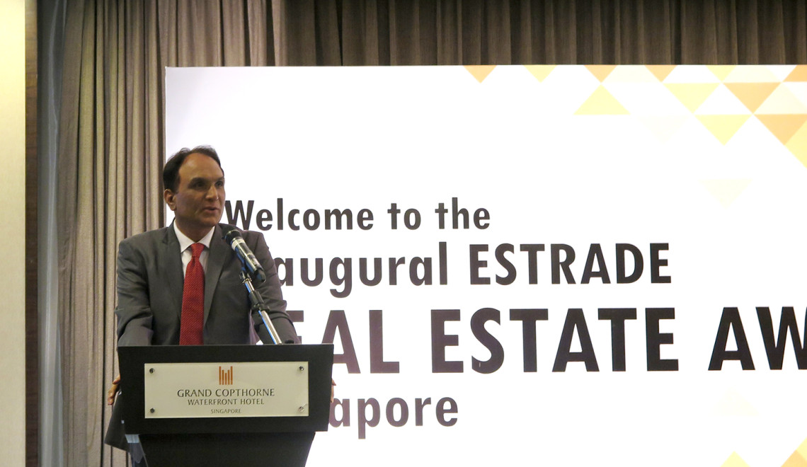 Inaugural Estrade Real Estate Awards 2015