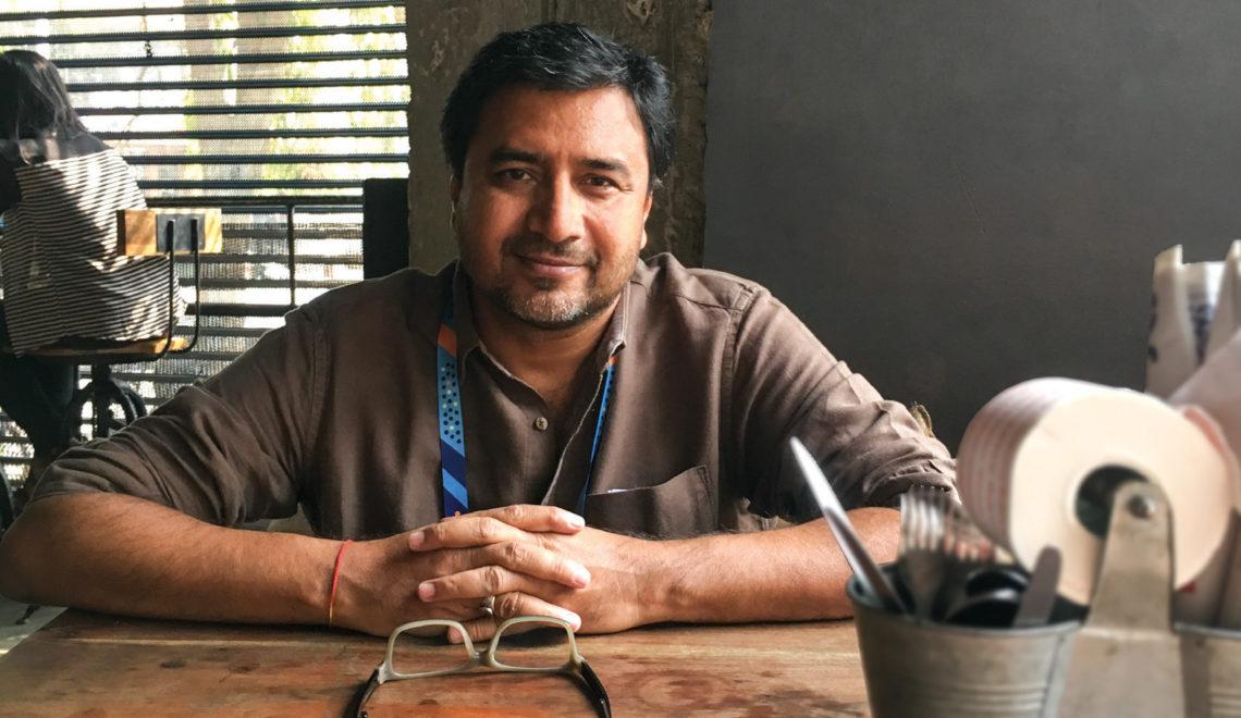 Sudhir at Bengaluru