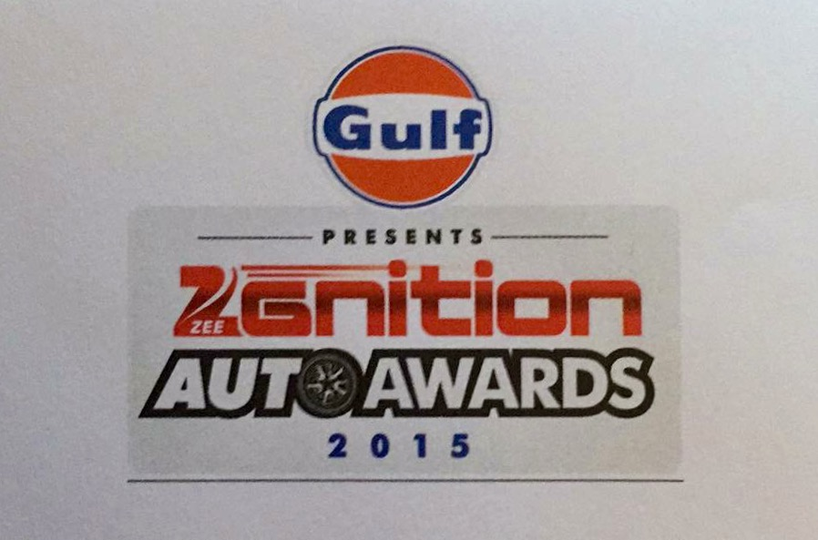 Zeegnition Auto Awards 2015, Lavasa